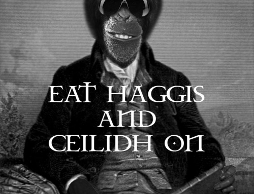 Happy Burns Day!